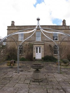 Arbour gazebo Farmborough Bath (7)