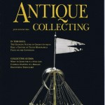 Antique collecting magazine - Ironart Ltd