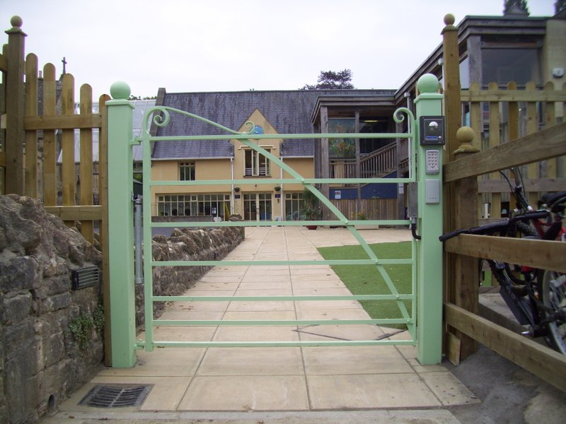 Freshford School gate