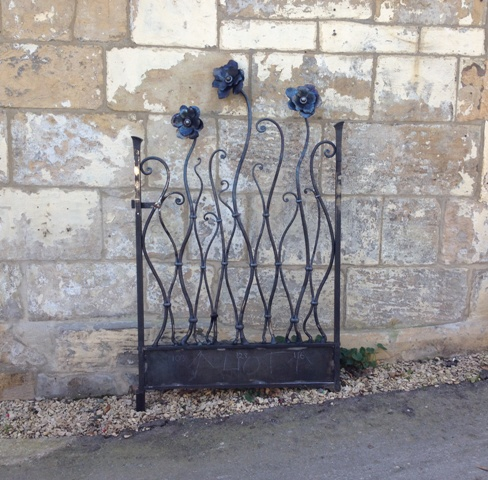 The Anenome Gate by Ironart of Bath