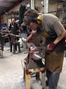 Larkhall Festival Ironart Open Day 2015 (3)