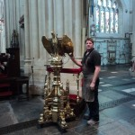 Bath abbey lecturn repairs (1)