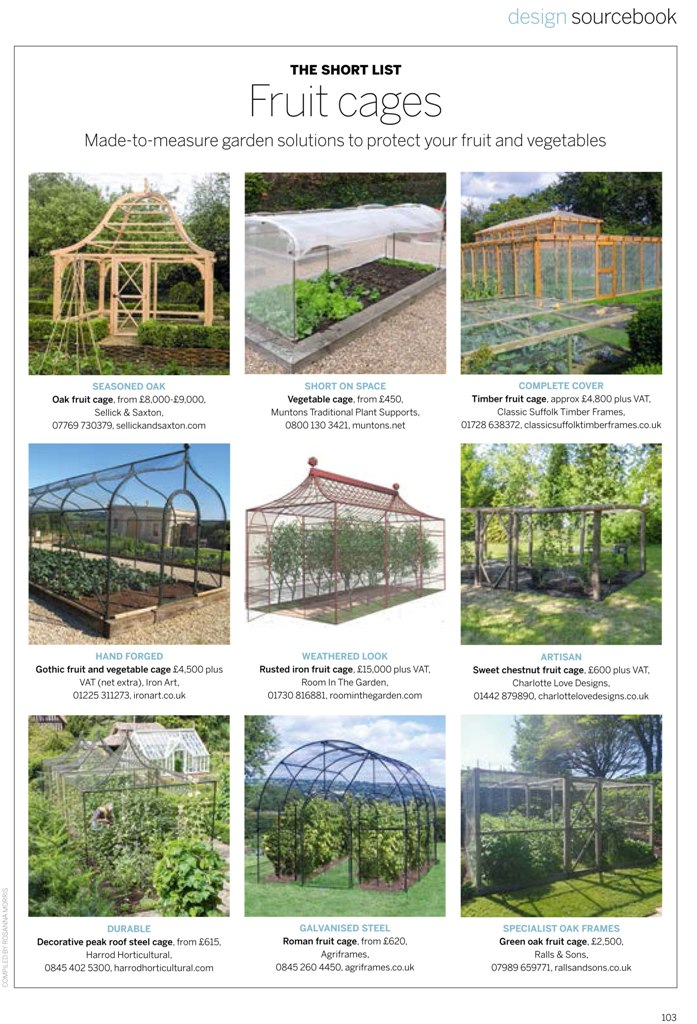 Gardens Illustrated - July 2015