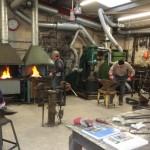 Blacksmithing course