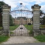Original Chateau d'Oiron gates