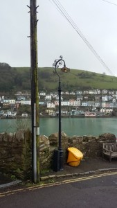 Refurbished lantern returned to Devon