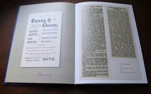 Bartlett St Quarter commemorative book - then