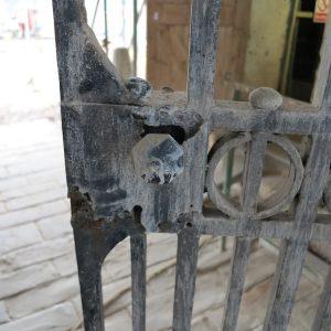 Original condition of lockbox