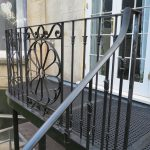 Bespoke balustrade