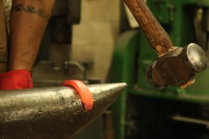 Fire welding rings 2