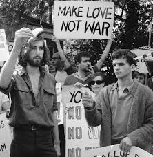 vietnam war protests