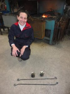 Blacksmithing Course - Jan 15 (10)