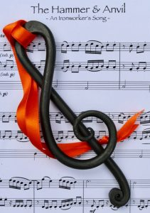 Treble Clef Score Bath IRON