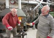 Blacksmithing course at Ironart (1)