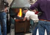 Blacksmithing workshop July 12 (4)