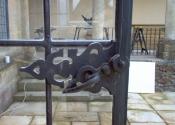 Casement window fasteners by Ironart of Bath - The Turnbuckle catch
