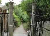 Refurbishment of the chapel gates of St Mary Tory, Bradford on Avon