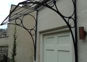 Canopy restoration by Ironart of Bath