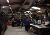 Larkhall Festival Ironart Open Day 2015 (1)