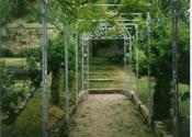 Garden Pergola - Turleigh near Bath