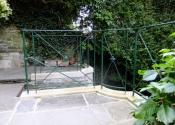 Balustrade restoration - Camden Crescent, Bath