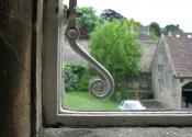 Casement window latch repairs