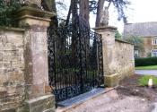 Wincanton gate restoration