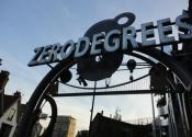 The Zero Degrees Gate, Bristol - Ironart, September 2014