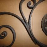 Wrought iron gate restoration - Ironart of Bath