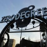 Zero Degrees gate in Bristol
